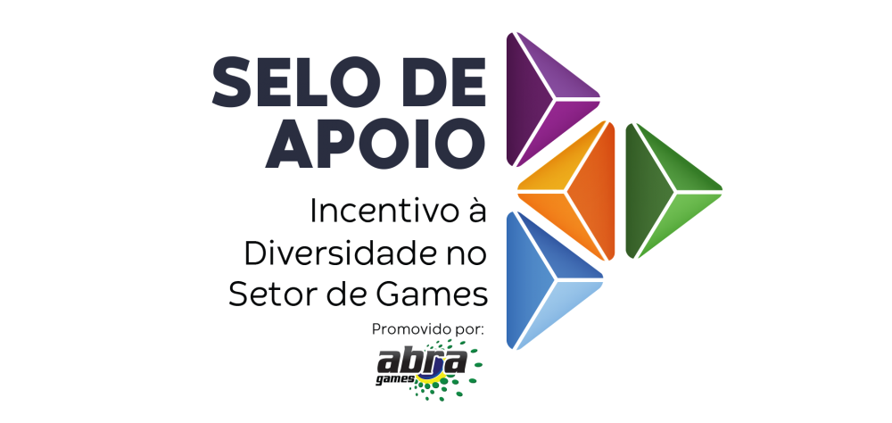 Conselho da Diversidade da Abragames Lança Selo de Apoio e Incentivo àDiversidade Racial na Indústria de games