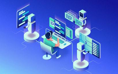 A transformação digital para a produtividade no ambiente de trabalho