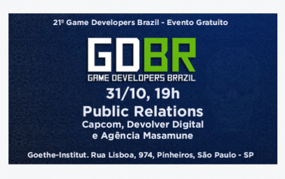 Relações Públicas nos games com Capcom, Devolver Digital e Agência Masamune