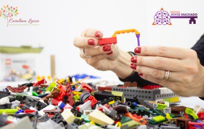 Workshop gratuito: Desbloqueio criativo comLEGO®– Uso da Criatividade paraEstratégia & Inovaçãodentro das organizações.