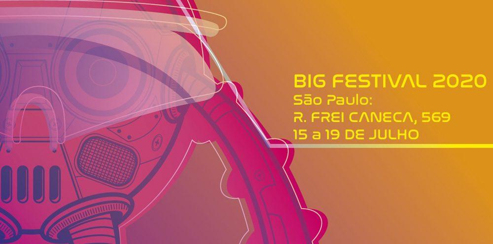 BIG Festival 2020 abre inscrições para desenvolvedores independentes