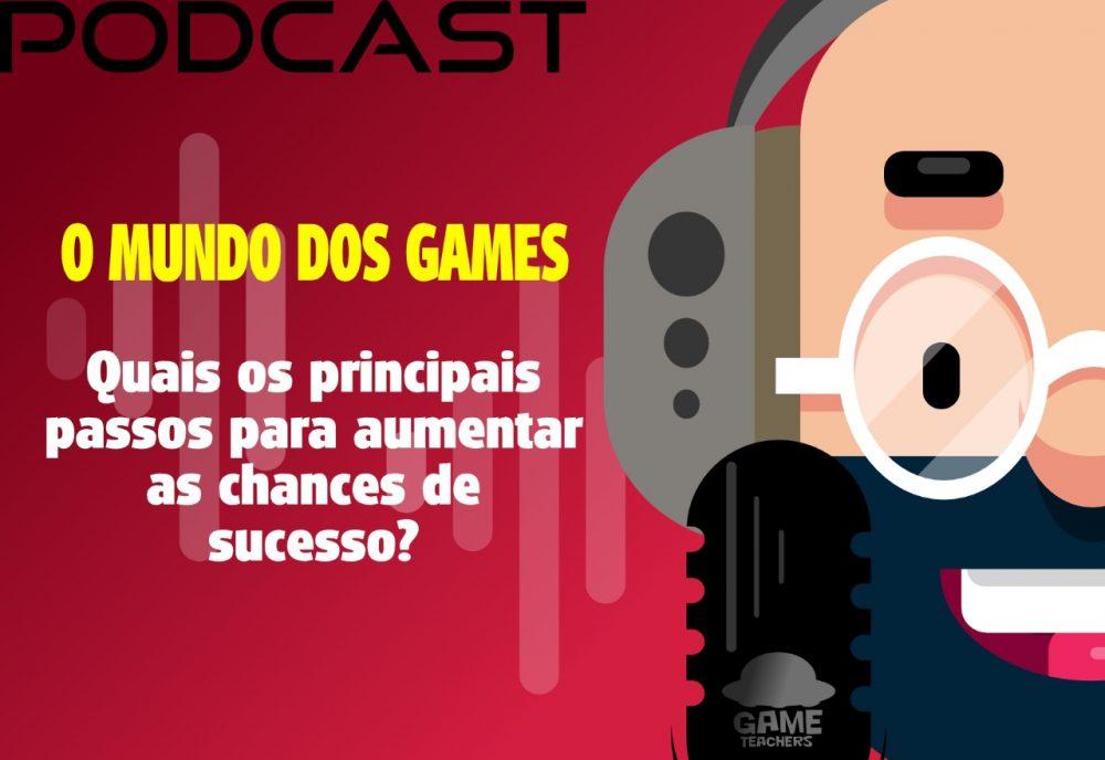 Podcast Game Teachers – Planejamento e Criação no Desenvolvimento de Games