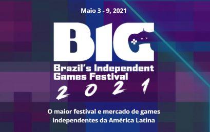 Big Festival 2021 – Grandes nomes da indústria confirmados para palestras ONLINE e GRATUITAS!