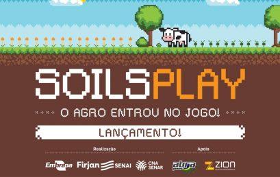 SoilsPlay aproxima agronegócio da indústria dos jogos digitais