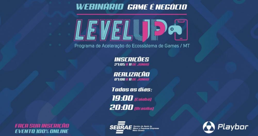 Webinário Game é Negócio – 2a edição