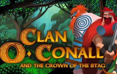"""""""Clan O'Conall"""" é um dos finalistas no Nordic Game Discovery Contest"""