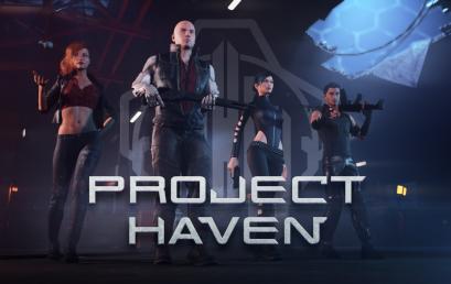 Project Haven: Conheça esse clássico combate tático no estilo dos anos 90